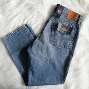 Levi's 501 Original Selvedge Ripped Jeans Sz 29 ✨